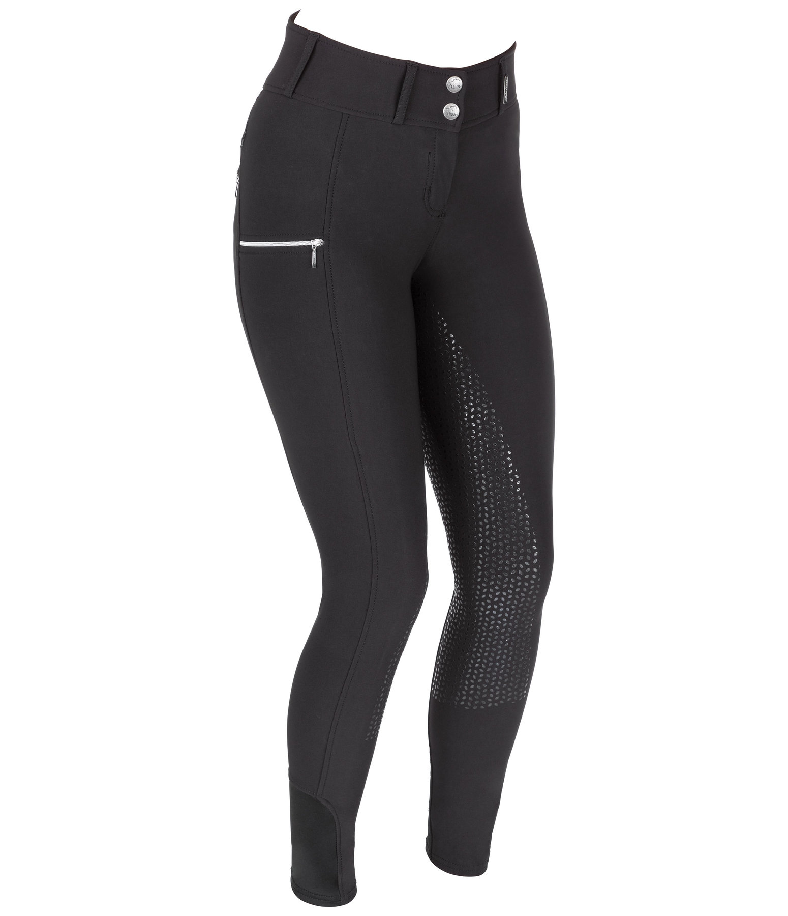 Grip Highwaist rijbroek Evelyn met zitvlak